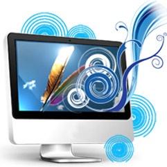 веб дизайн, дизайнерская работа